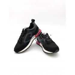Sneaker Nera Mulberry