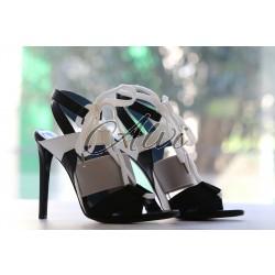 Sandali elastici Vionnet