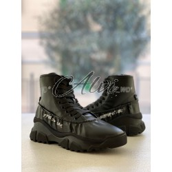 Sneakers alte nere F_WD