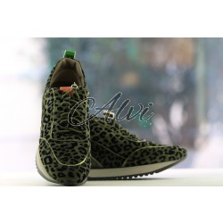Sneakers donna animalier