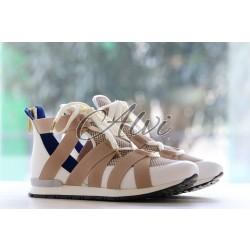 Sneakers Vionnet white pink