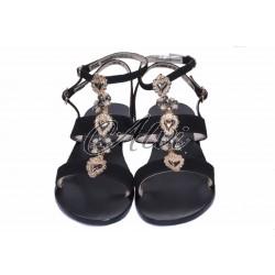 Sandali schiava gioiello