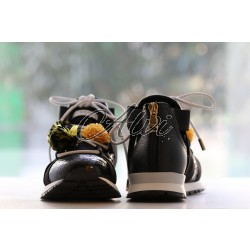 Sneakers Vionnet pon pon